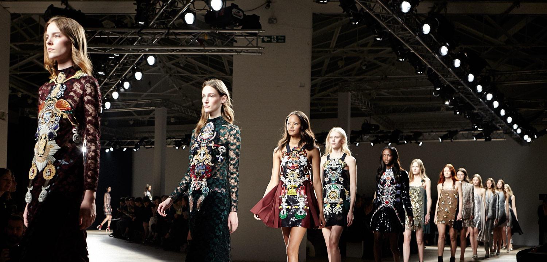 British fashion council london week 45