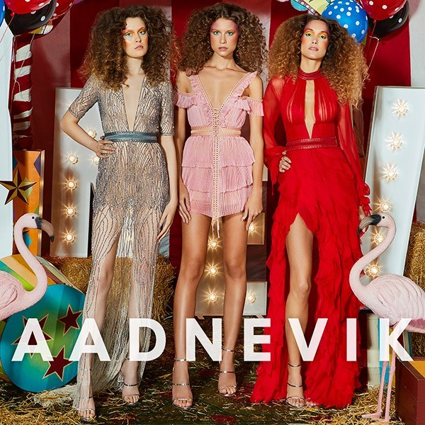 AADNEVIK AW18 Fashion Show