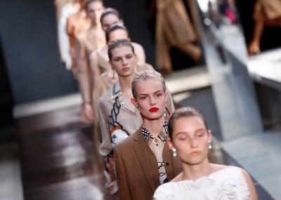 London Fashion Week September 2020.British Fashion Council