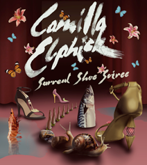 Camilla Elphick AW17 Surreal Shoe Soiree