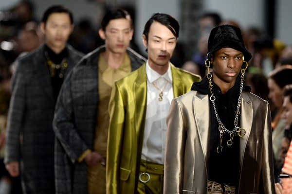London Fashion Week Mens January 2020