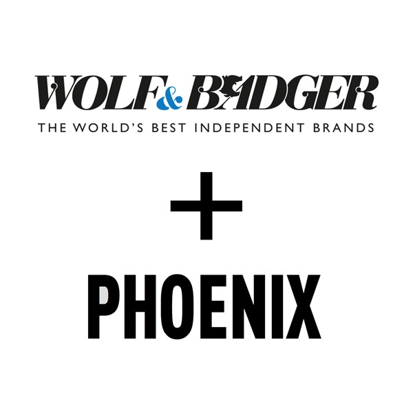 WOLF & BADGER + PHOENIX - A Celebration of Independence