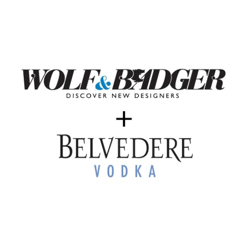 Wolf & Badger Celebrates Independent Talent with Belvedere Vodka