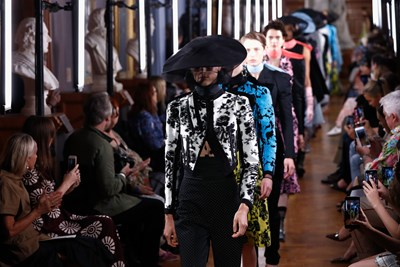 d8f568abf54 London Fashion Week September 2018