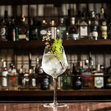 The Gin Bar at Holborn Dining Room
