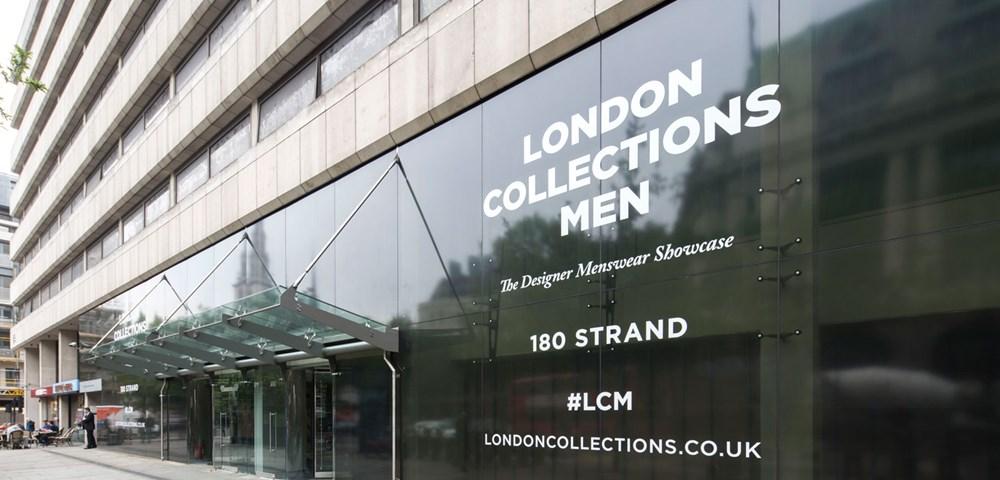 London Collections Men June 2016 Opens