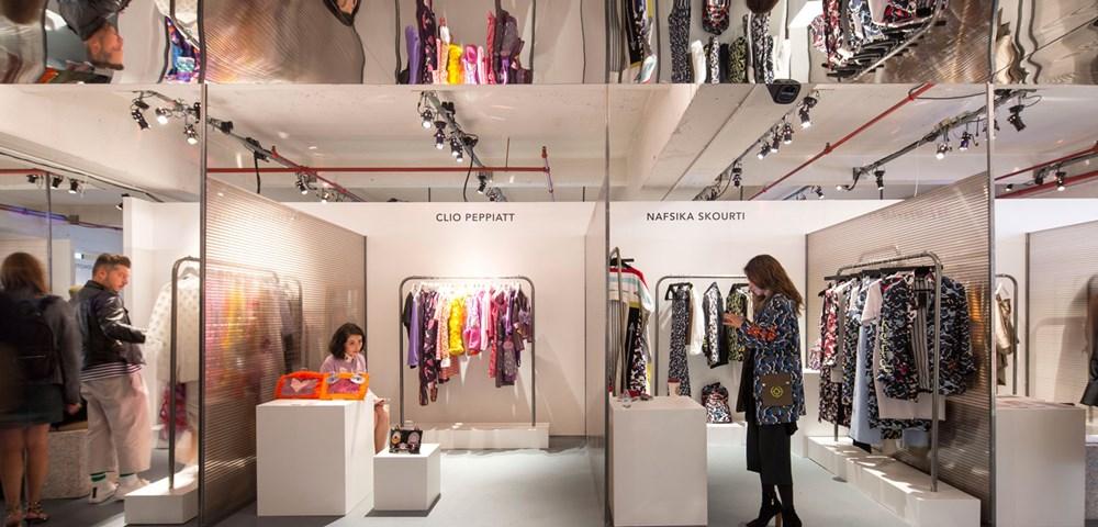 Designer Showrooms at London Fashion Week AW16