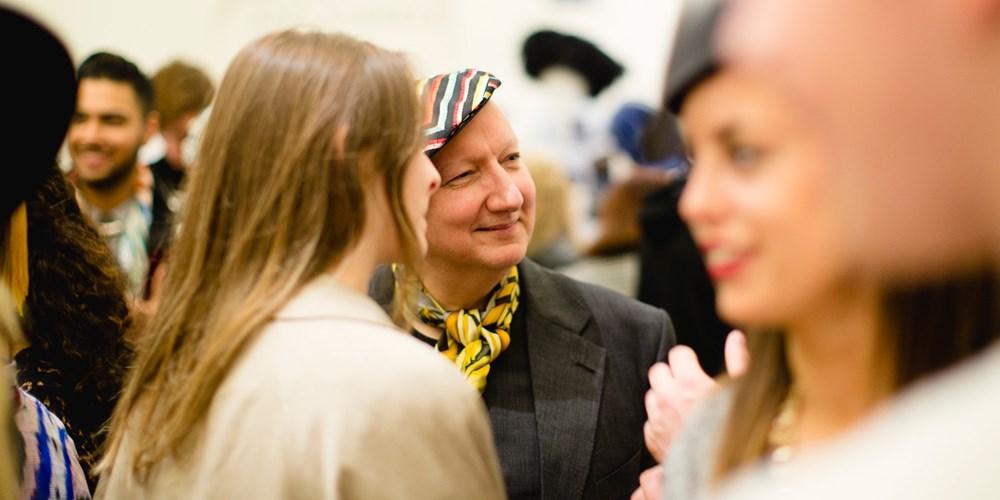 The Designer Showrooms at London Fashion Week