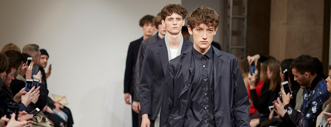 London Collections Men Sponsors & Suppliers June 2016