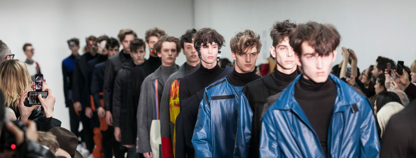 Facts and Figures at London Collections Men SS16