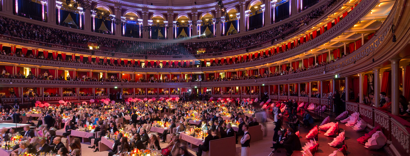 The Fashion Awards 2016 successfully raises much needed funds for British education and talent