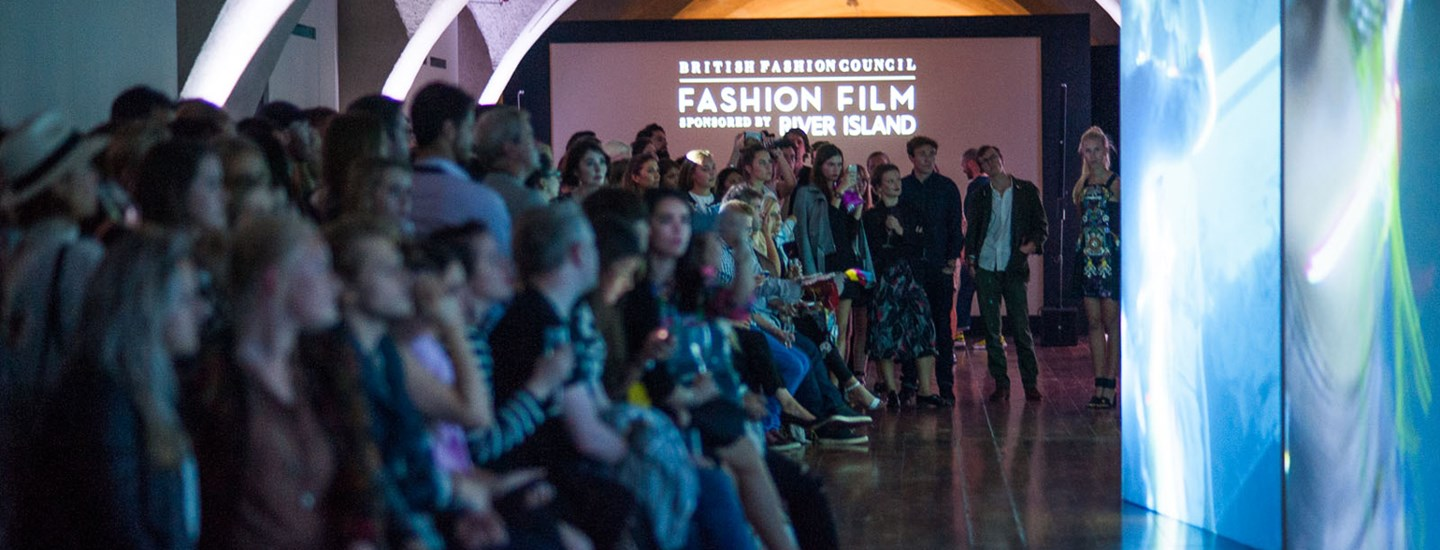 Fashion Film AW15 Winners