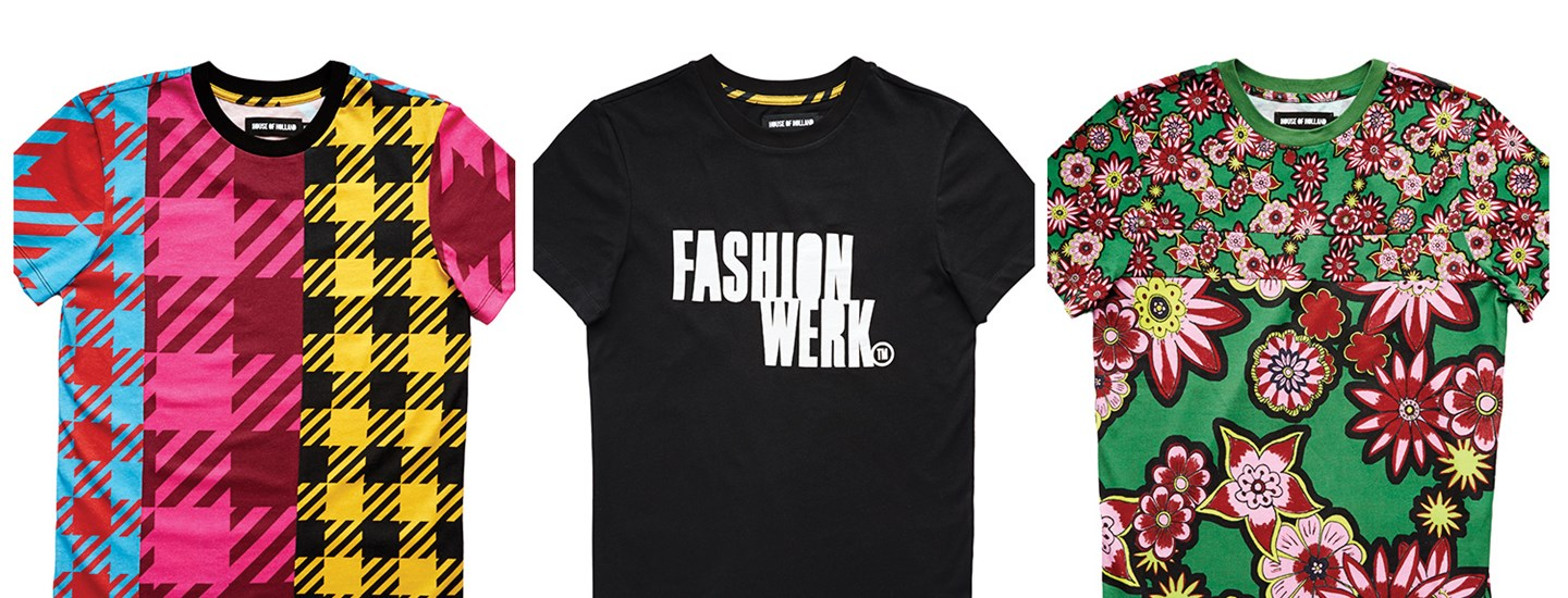 House of Holland Designs T-Shirt Collection For London Fashion Weekend
