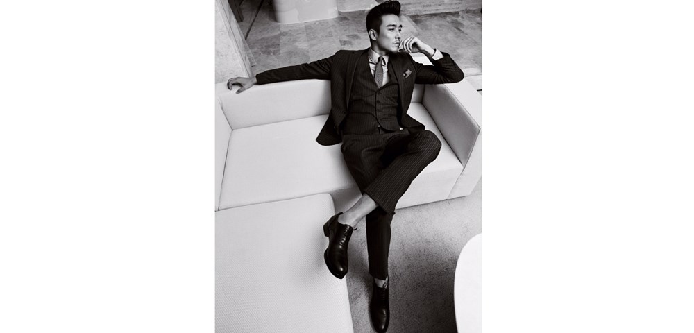 Hu Bing Appointed As First International Menswear Ambassador