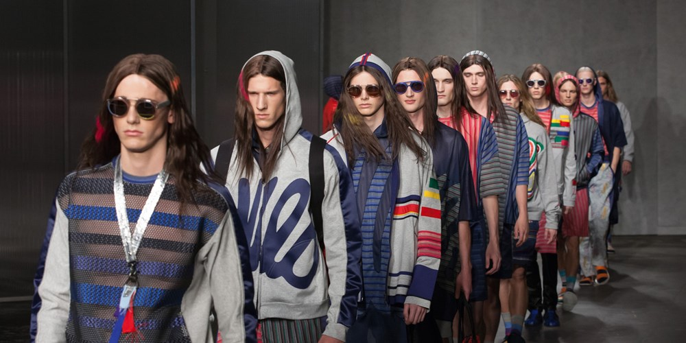 London Collections: Men Sponsors & Suppliers SS15