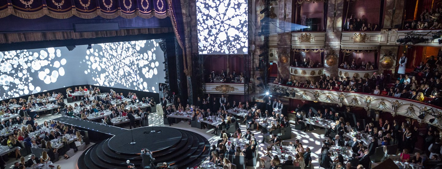 2015 British Fashion Awards Facts & Figures
