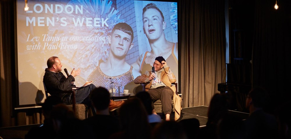 London Collections Men - Talks Series