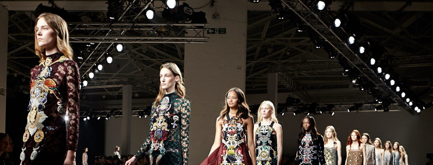 London Fashion Week & British Fashion Industry Facts & Figures