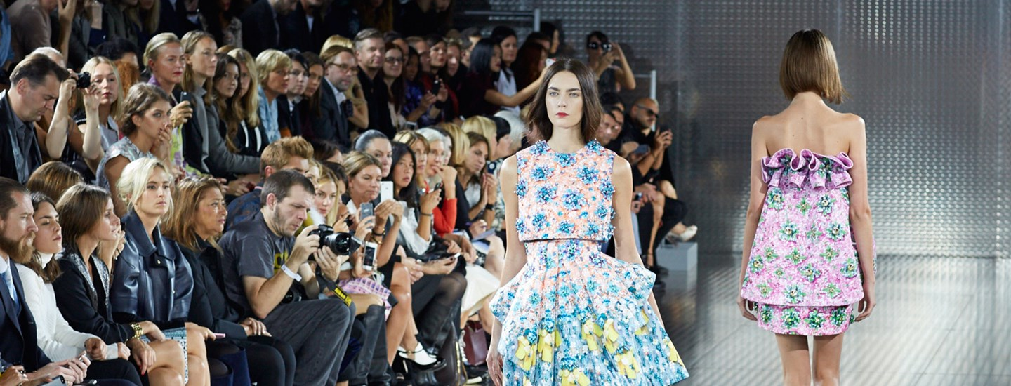 Mary Katrantzou Joins BFC NEWGEN Selection Committee