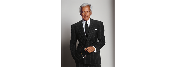 Ralph Lauren to be honoured with Outstanding Achievement Award at The Fashion Awards 2016