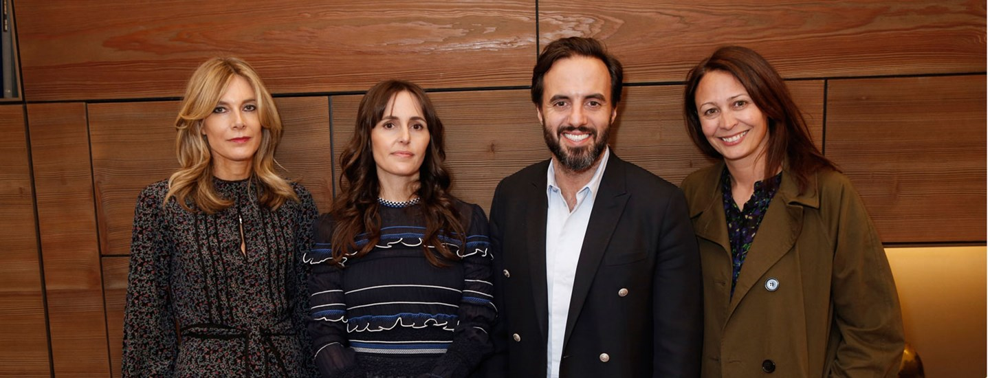 Farfetch Parternship with BFC Fashion Trust