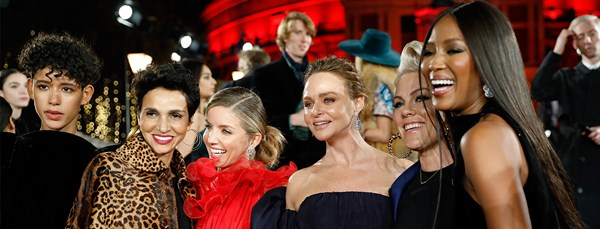 Tickets for general public on sale for The Fashion Awards 2018 in partnership with Swarovski