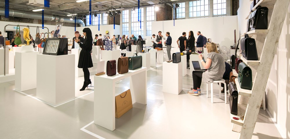 Designer Showrooms at London Collections Men AW16