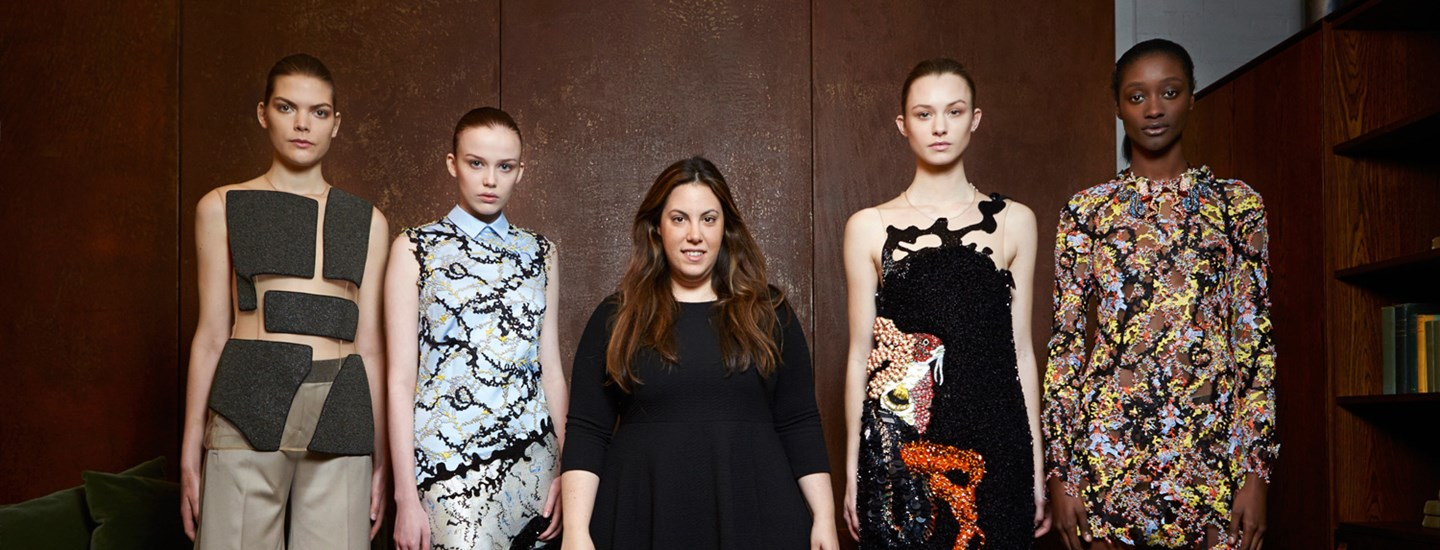 2015 BFC/ Vogue Designer Fashion Fund Winner