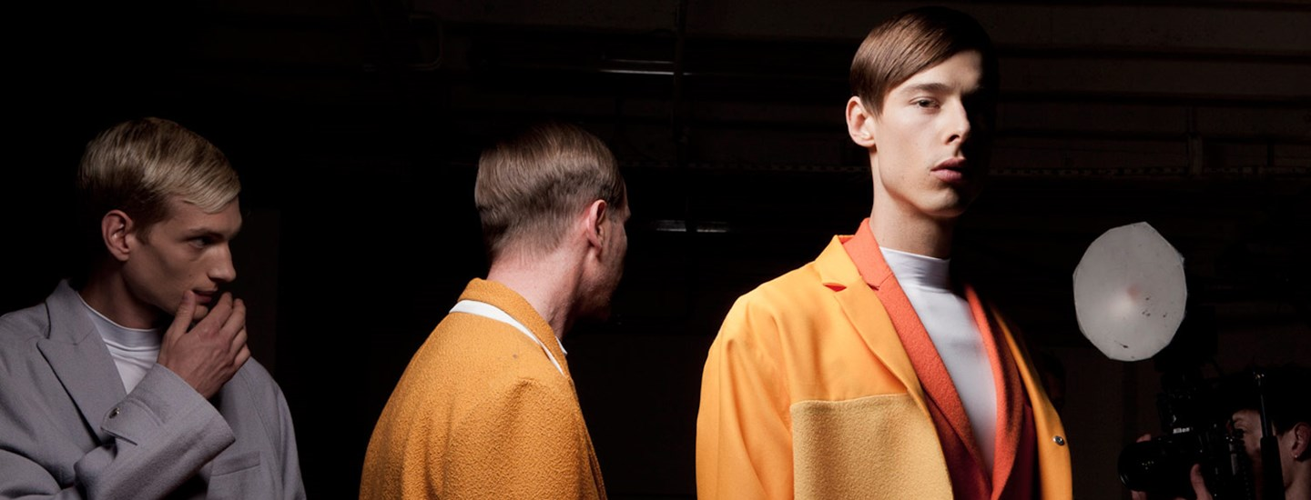 NEWGEN MEN Winners for AW14