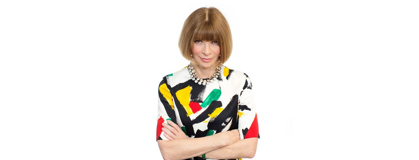 Anna Wintour to receive the Outstanding Achievement Award
