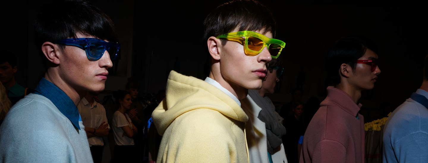 Digital Innovation at London Collections: Men
