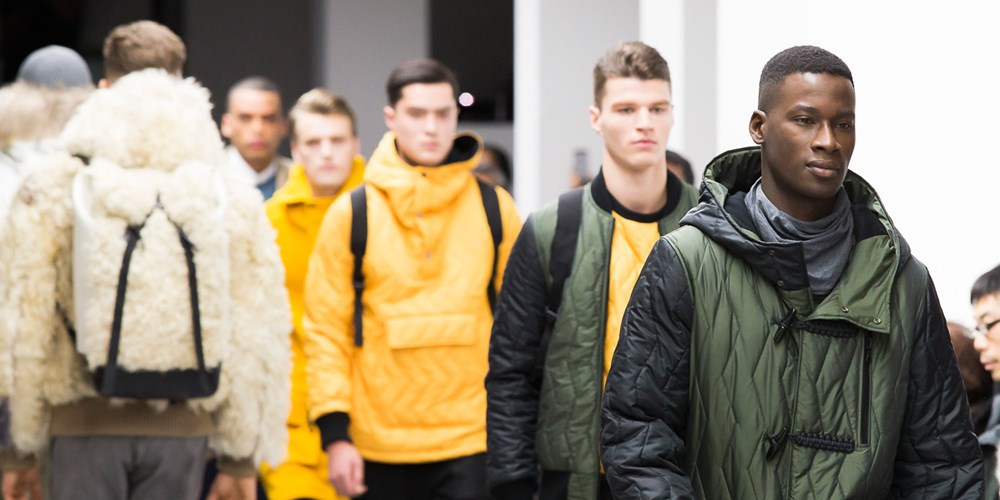 London Collections: Men Facts & Figures