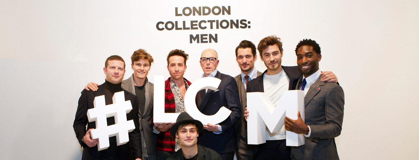 London Collections: Men Official Opening