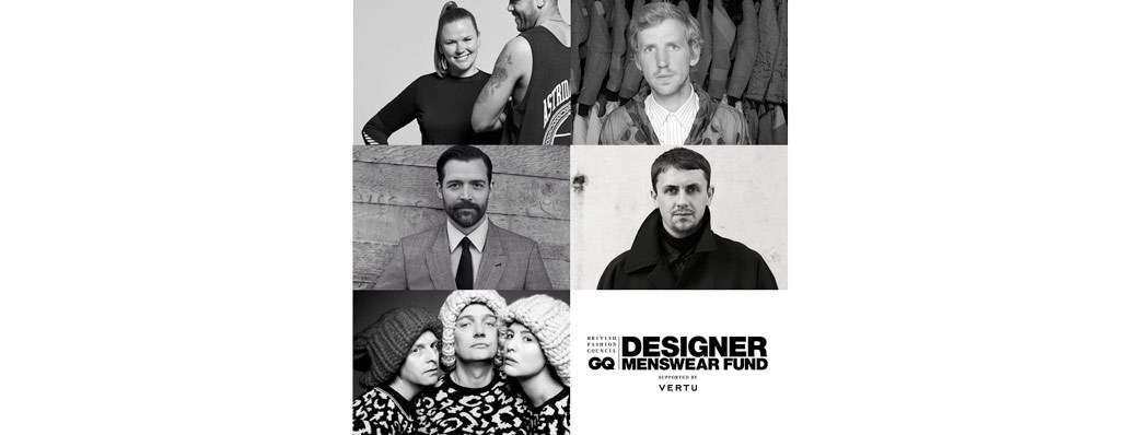 2015 BFC/GQ Designer Menswear Fund Shortlist