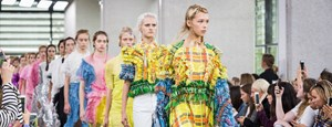 The British Fashion Council launches London Fashion Week Festival and moves its three bi-annual events into one home