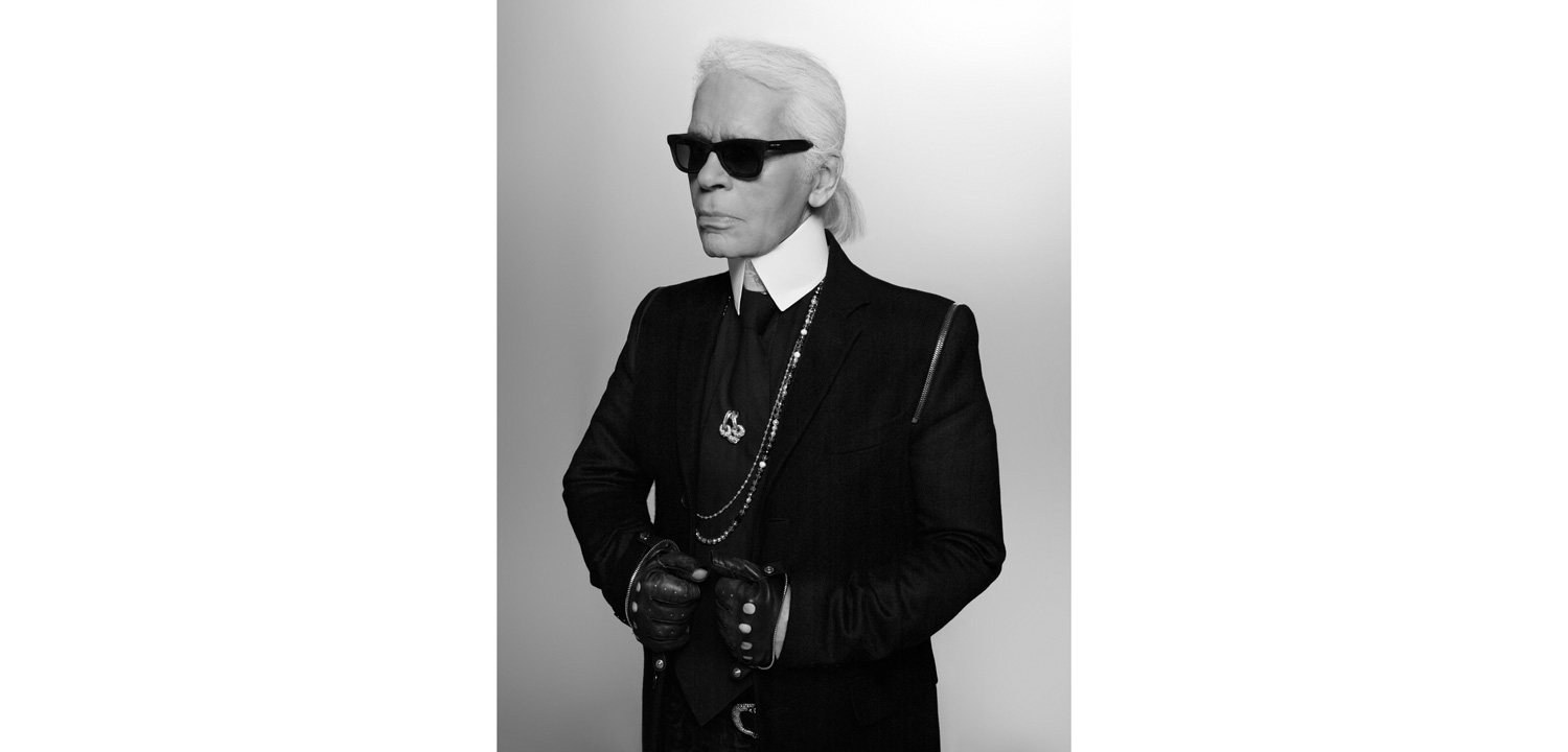Karl Lagerfeld to receive 2015 Outstanding Achievement Award