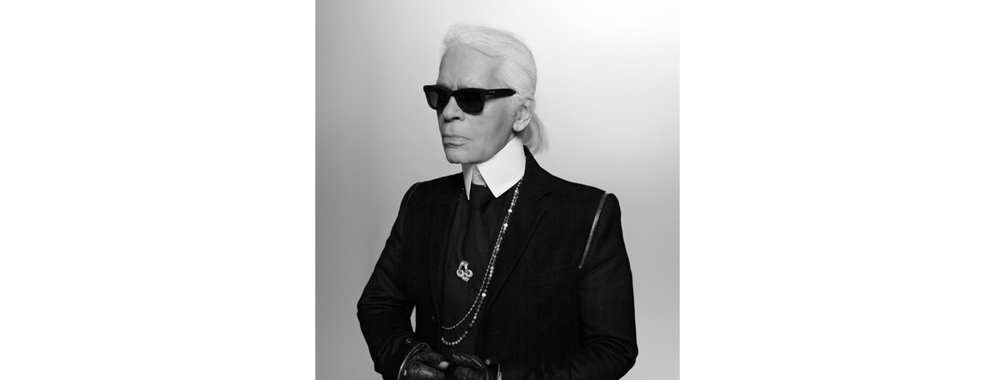 Karl Lagerfeld wins 2015 Outstanding Achievement Award
