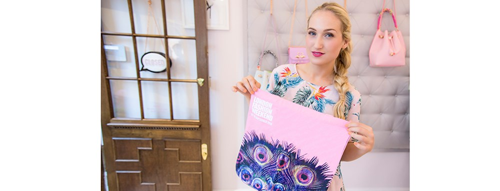 Sophia Webster Designs London Fashion Weekend Tote