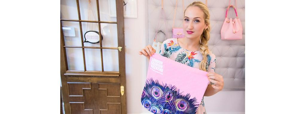 Sophia Webster Designs London Fashion Weekend Tote