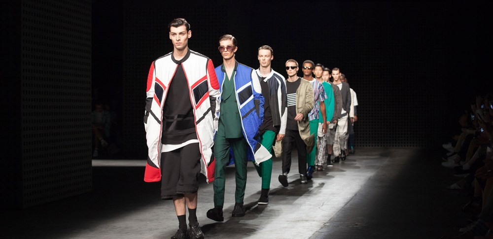 London Collections Men Sponsors & Suppliers AW16