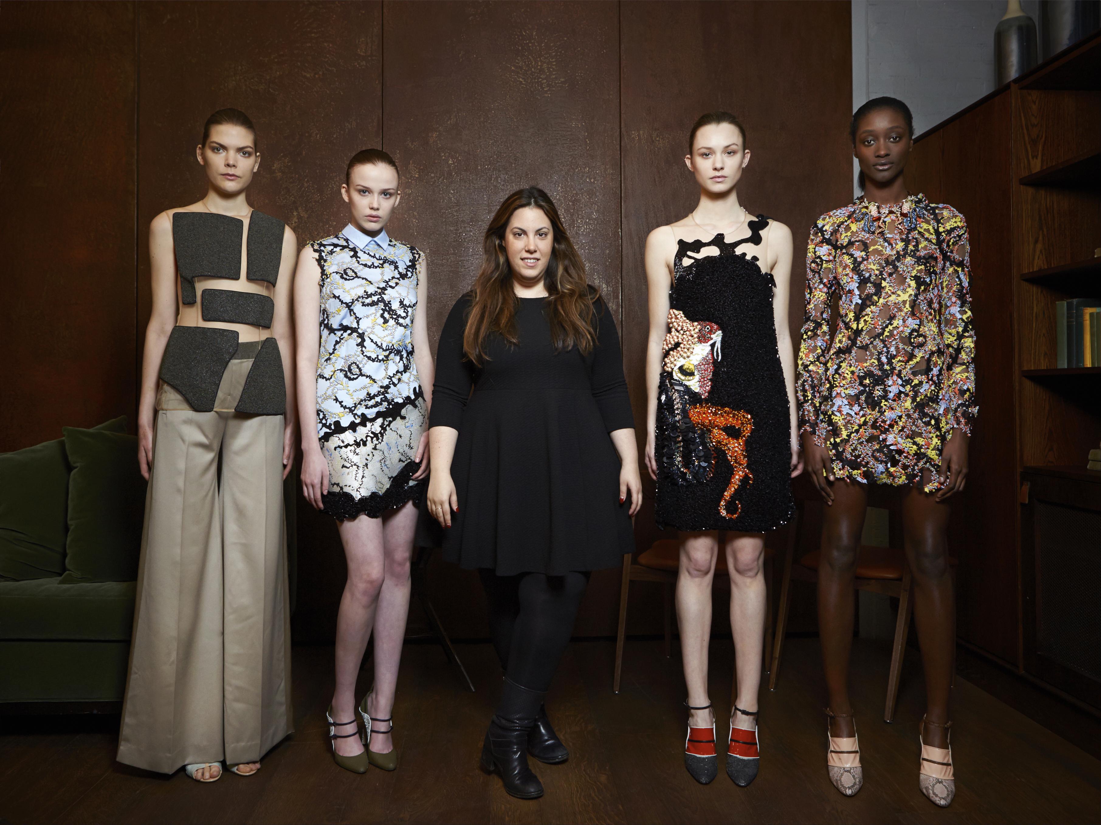 Vogue designer fashion fund 39
