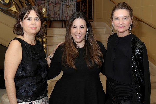 The 2015 BFC/ Vogue Designer Fashion Fund Winner Reception