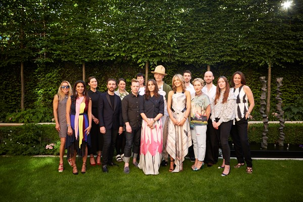 The 2015 Fashion Trust Recipients