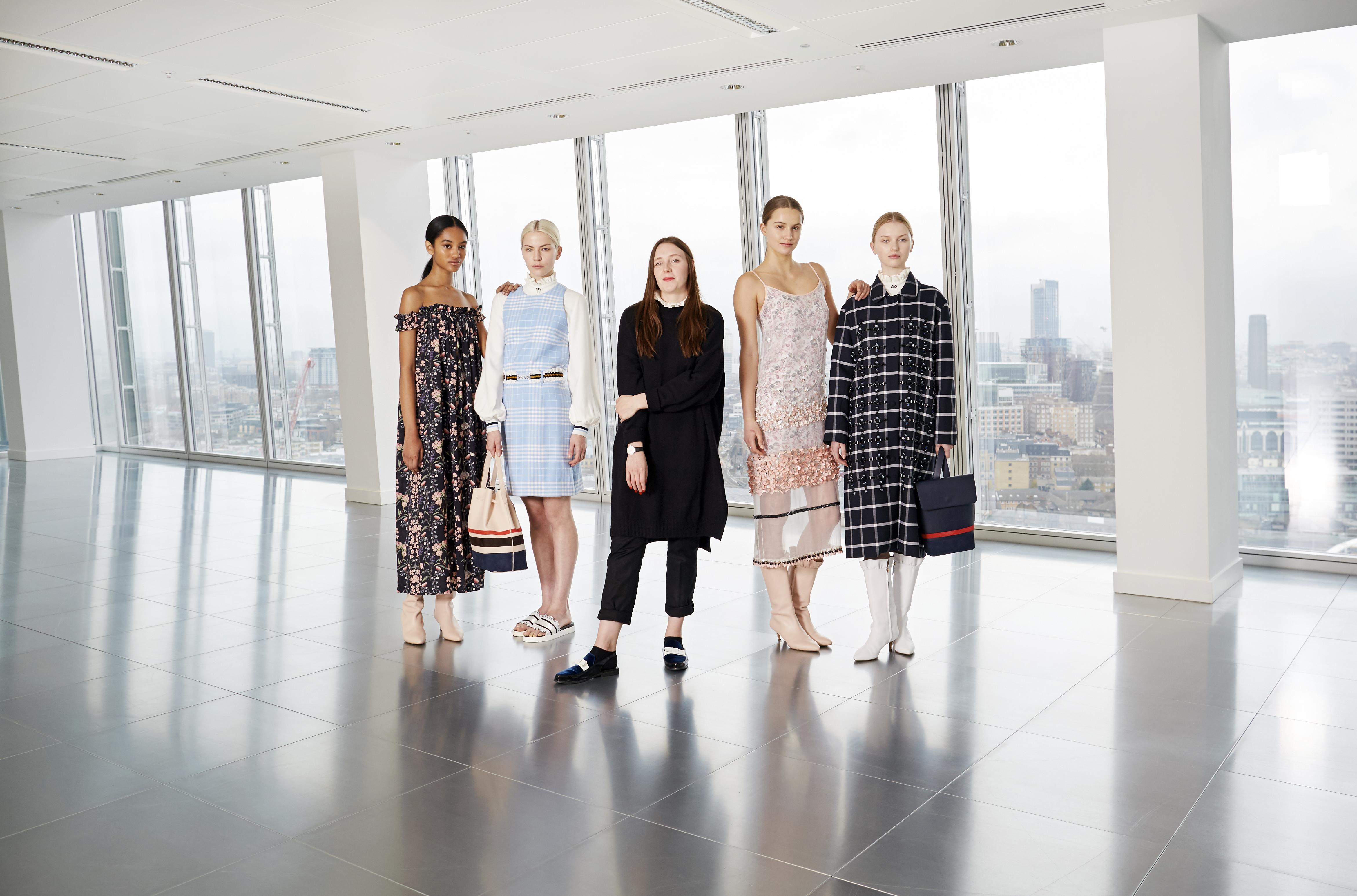 Vogue designer fashion fund 80