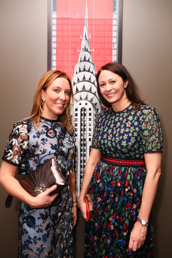 British Fashion in New York Celebration Dinner