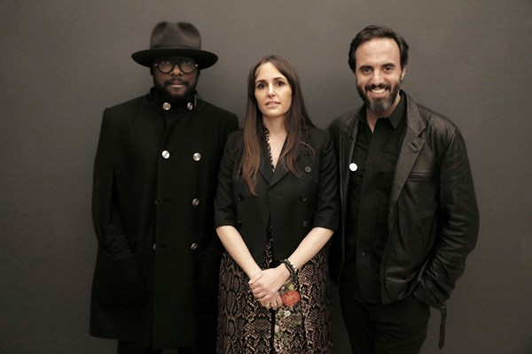will.i.am in conversation with José Neves