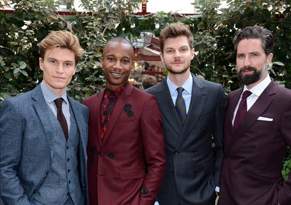 London Fashion Week Men S News