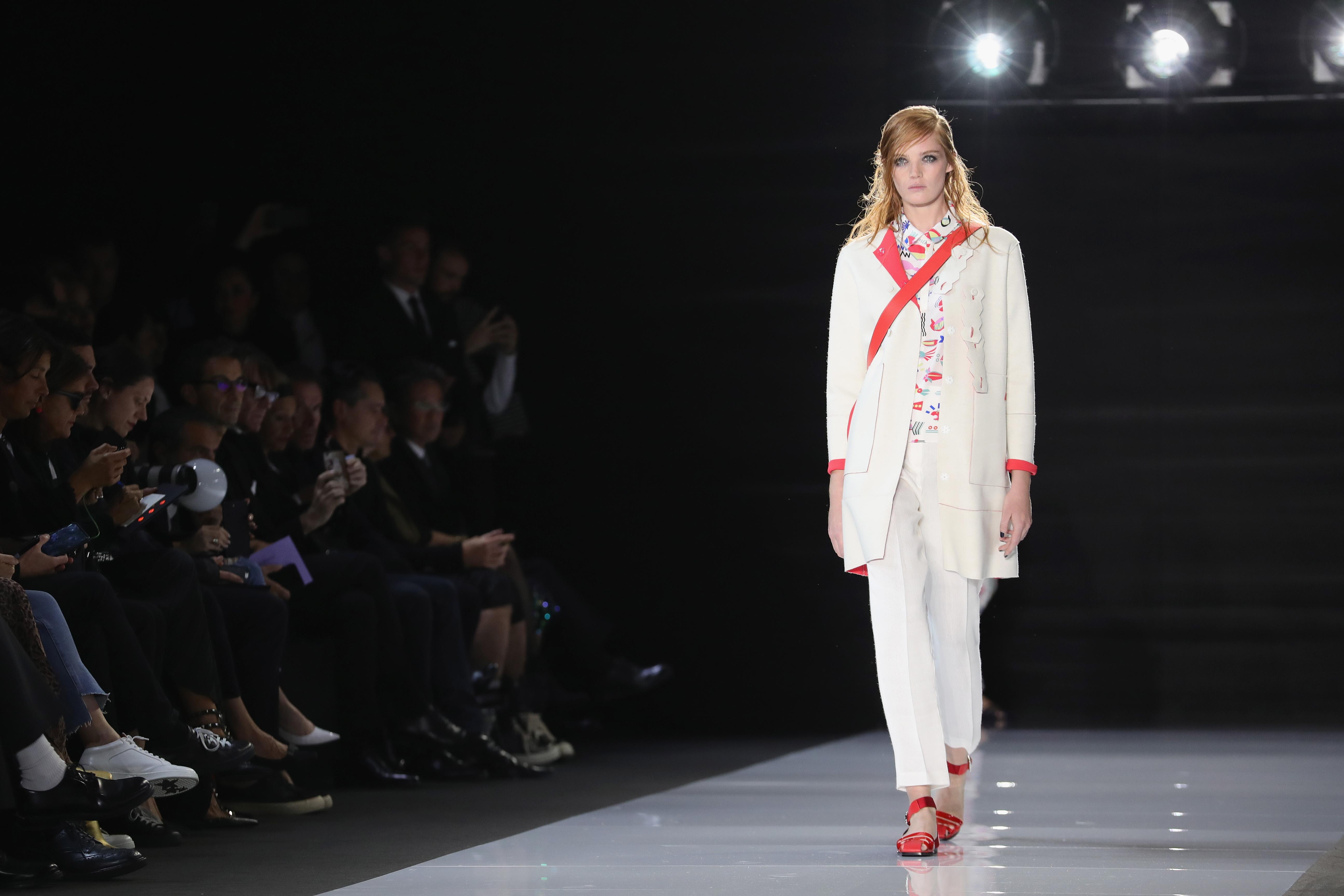 British fashion council london week 81