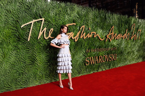 The Fashion Awards 2017 Red Carpet