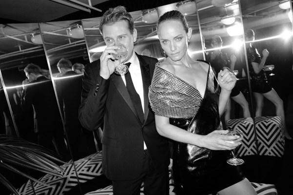 The Fashion Awards 2017 Winners Room